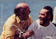 chuck baptizing