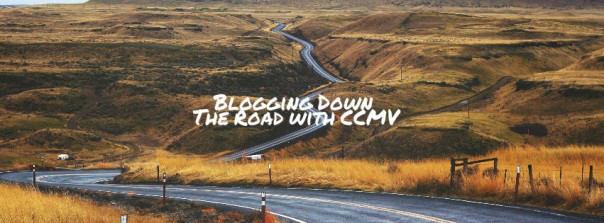 blogging down the road